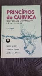 Livro Princípios de Química Peter Atkins