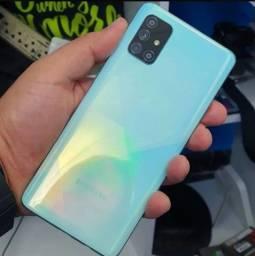 Samsung A71 usado