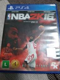 PS4 JOGO NBA2K16