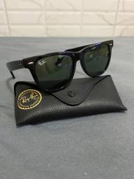 Vendo óculos Ray-ban Wayfarer