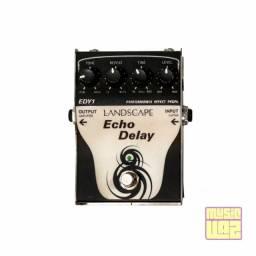 Título do anúncio: Pedal Landscape Echo Delay EDY1