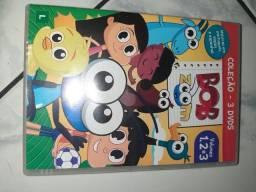 Coleção 3 Dvd's
