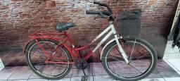 Título do anúncio: Bicicleta aro 26x1.1/2 aro aero de rolamento
