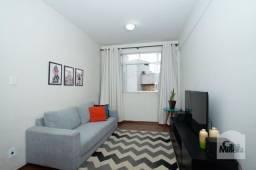 Apartamento à venda com 3 dormitórios em Santo antônio, Belo horizonte cod:272993