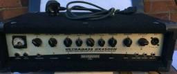 (Amplificador de contra baixo) Amplificador BX4500h + Gabinete Warwick 410