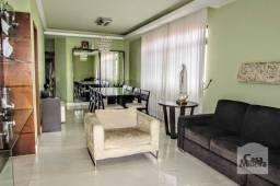 Apartamento à venda com 4 dormitórios em Jaraguá, Belo horizonte cod:238673
