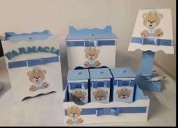 Título do anúncio: Kit higiene na promoção 100 fabricamos todos os temas menino e menina