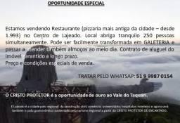 Título do anúncio: Restaurante & Pizzaria a venda em Lajeado, RS