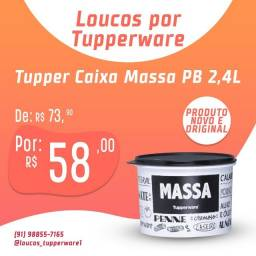 Tupperware - Caixa Massa 2.4L