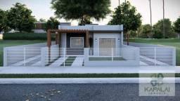 Casa com 2 dormitórios à venda, 46 m² por R$ 150.000,00 - Vila Nova - Barra Velha/SC