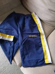 Uniforme objetivo, Bermudas, calças e jaquetas
