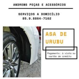Título do anúncio: Asa de Urubu - Parabarro