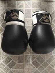 Título do anúncio: Luva de boxe/muay thai