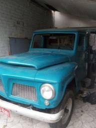 Título do anúncio: Camionete rural 76 ano. Vendo/troco.