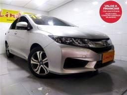 Título do anúncio: Honda City 2015 1.5 lx 16v flex 4p automático