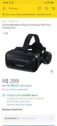 Vendo um óculos realidade virtual