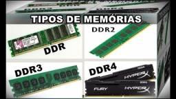 Título do anúncio: SSD, M2, Memorias pc e notebook, novos garantia 1 ano