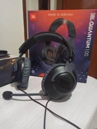 JBL Quantum 100 Headset Gamer