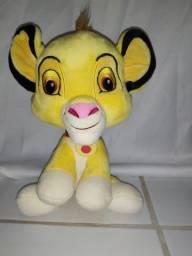 Pelúcia Disney Rei Leão