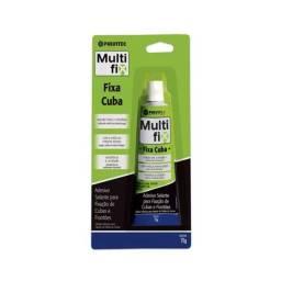 Título do anúncio: Adesivo Multifix Fixa Cuba 75g Pulvitec