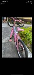 Bike aro 20 infantil menina