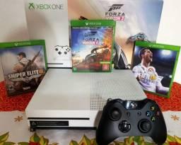 Xbox one s (garantia aceito cartão de crédito)V/T