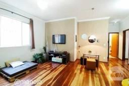 Apartamento à venda com 3 dormitórios em Santa rosa, Belo horizonte cod:320487