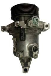 Compressor renault 1.6 duster logan sandero captur 2017 2018 2019 nissan versa
