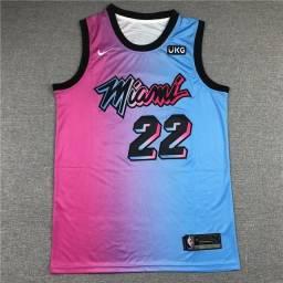 Regata NBA SWINGMAN Miami Heat #peitanba