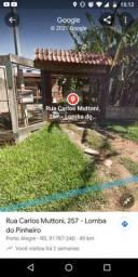 Vendo terreno com casa bairro Belém velho