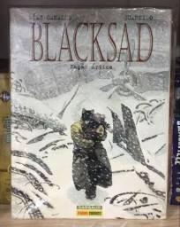 Título do anúncio: Blacksad  Completo em 2 Edições