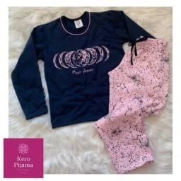 Pijama de Moletinho
