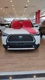 Título do anúncio: Corolla Cross XRX 2022 Special Edition 0km branco perolizado