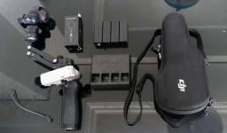 Título do anúncio: Camera DJI Osmo 4k com Z-Axis
