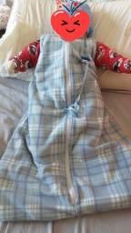 Saquinho de dormir para bebê