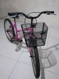 Vendo está bicicleta feminina crianças