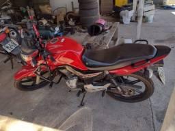 Vendo minha Moto Honda Fan 150