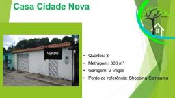 Título do anúncio: casa cidade nova - R$ 150 mil
