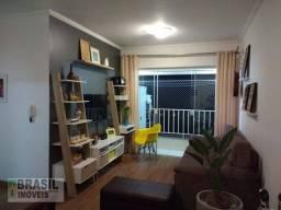 Título do anúncio: Apartamento residencial à venda, Jardim das Azaléias, Poços de Caldas.