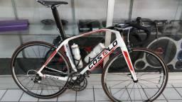 Bicicleta Costelo Ventoux carbono tam.56