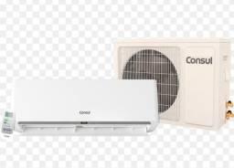 Ar condicionado split Cônsul 9000 btus