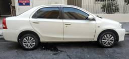 Toyota Etios Venda de Carros Usados - 2015