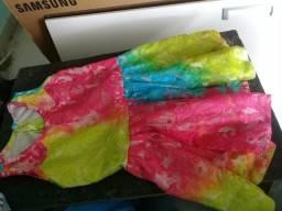 Vendo 8 vestidinhos de meninas de 2 a 3 aninhos (83)98899-4865