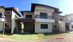 CA0055 Sunlight, casa duplex com 3 suítes, 4 vagas, piscina, campo, bairro Sapiranga