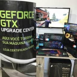 Monte seu PC Gamer na especializada Nvidia em Goiânia