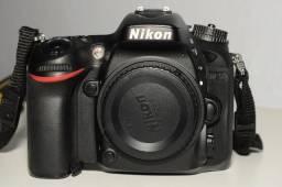 Nikon D7100 - 70 mil cliques!! corpo!!! d90 d300 sb910 sb600 sb700 18-105