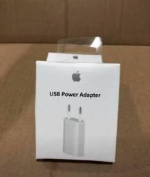 Carregador/ fonte USB lacrados, poucas unidades
