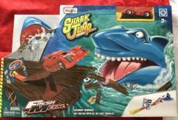 Auto Pista Fresh Metal - Tubarão ou Monstro da Neve