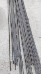 Vendo vara de ferro 3/8 e 1/2 polegada