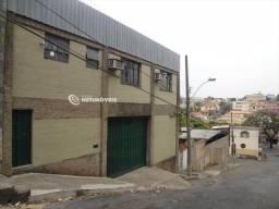 Galpão/depósito/armazém à venda em Caiçaras, Belo horizonte cod:647230